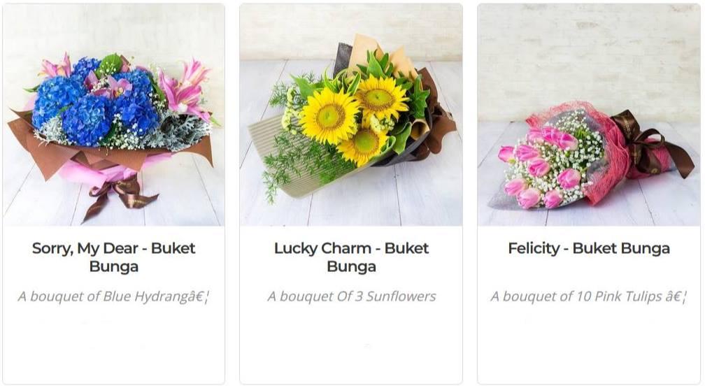 Toko Bunga & Online Florist di Tangerang Murah 24 Jam